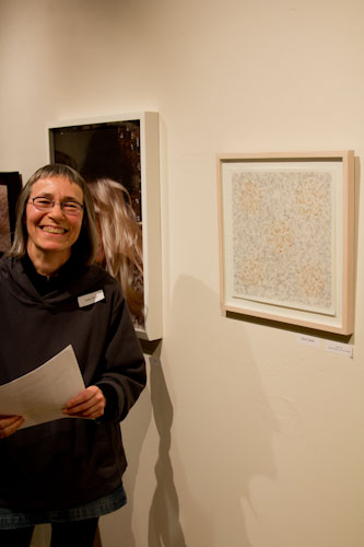 Brad Carlile picks Sally Finch's work - thanks Sally