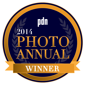 PDN Photo Annual winner 2014