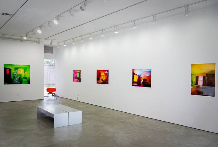 De Santos Gallery. Brad Carlile, Contemporary Fine Art Photograph, change highlighted with vivid color without digital manipulation, tempus incognitus